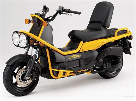 2012 Honda Ruckus Scooter Picture