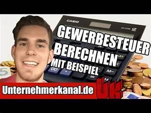 Gewerbesteuer Hamburg Berechnen : umsatzsteuererkl rung ausf llen beispiel freiberufler doovi ~ Themetempest.com Abrechnung