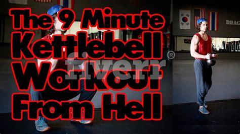 hell workout kettlebell