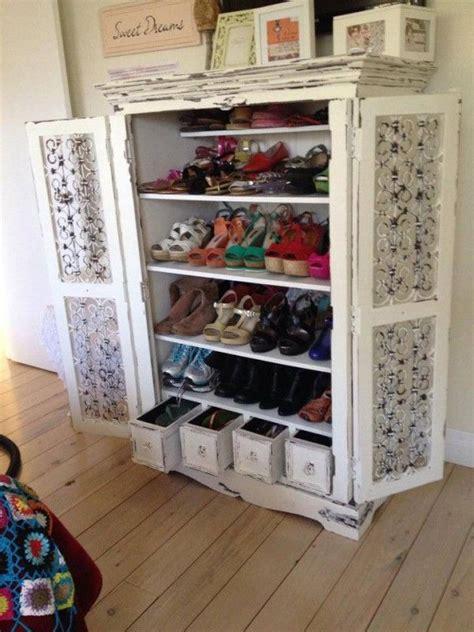 tv armoires repurposed images  pinterest
