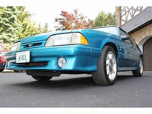 1993 Ford Mustang Cobra for Sale | ClassicCars.com | CC-1219494