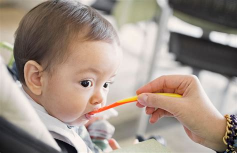 Foods Baby Should Be Eating To Lower Risk Of Food Allergy