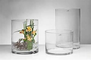 Glasvase 50 Cm Hoch : glasvase cyli vase glas tischvase blumenvase zylinder 30 cm ebay ~ Bigdaddyawards.com Haus und Dekorationen