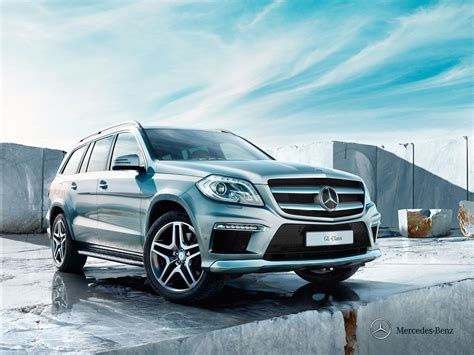 Comparison  Mercedesbenz Glclass Gl63amg 2015 Vs
