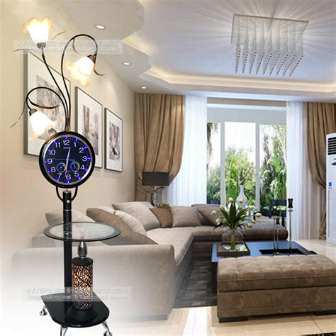 modern   table  coffee table floor lamp fashion