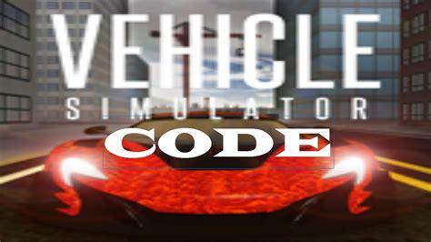 roblox vehicle simulator code insane money boost works