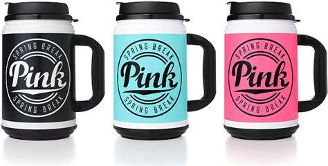 reg  chug mug  pink purchase  victorias secret