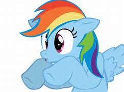 Rainbow Dash  The best...