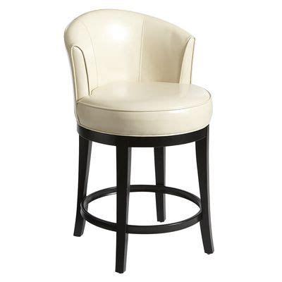 isaac swivel chair avocado white isaac swivel counter stool