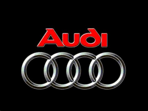 Car Logo Design Audi Logo