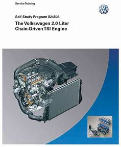Vag Ssp 824803  U2013 The Volkswagen 2 0 Liter Chain