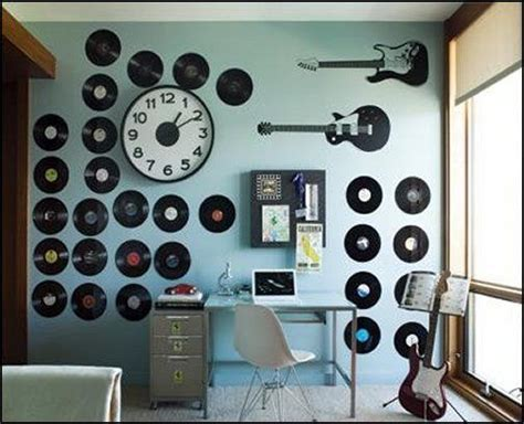 Music Theme Bedroom Decorating