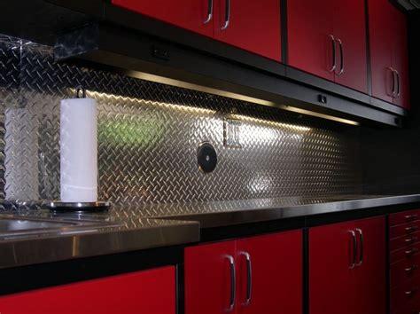 chrome backsplash stupendous new age professional series metal garage storage cabinets with custom metal