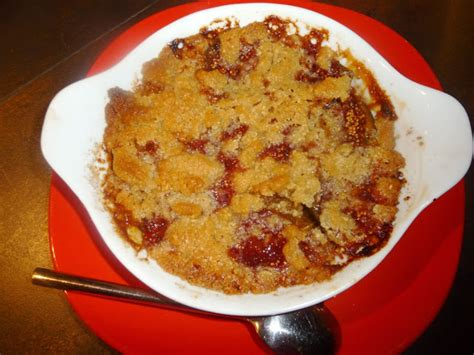 cuisiner figues fraiches fromage ou dessert dessert crumble aux figues