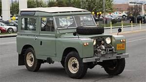 1959 Land Rover Series Ii Swb 4wd Station Wagon