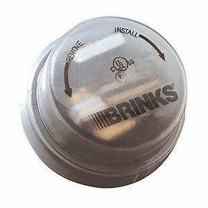 Brinks 7265 Sensor Photo 175 Mercury Vapor Light New
