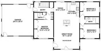 ranch style floor plans open and affordable living made possible by ranch floor plans interior design inspiration