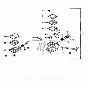 Tanaka Ecs-4000 Parts Diagram For Assembly 4
