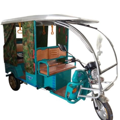 Battery Operated Automobiles by Indo Wagon Electric Rickshaw At Rs 110000 Battery