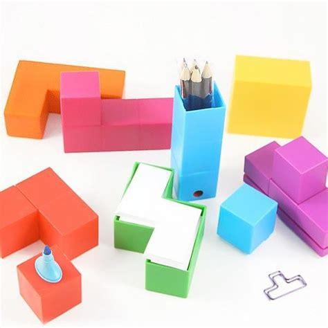 set bureau set de bureau tetris
