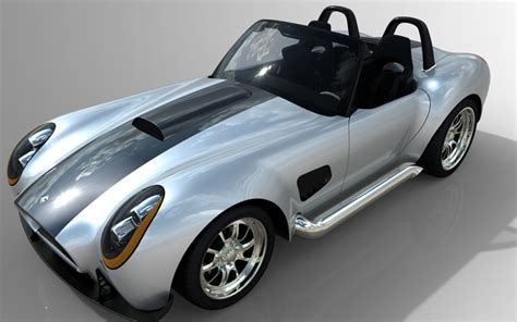 iconic ac roadster  drive motor trend