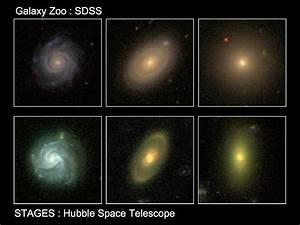 Unusual Red Spiral Galaxies  U0026quot Strangled U0026quot