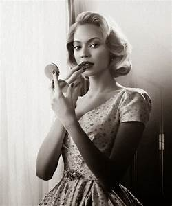 Morably — Black and White Beyonce - 11 photos