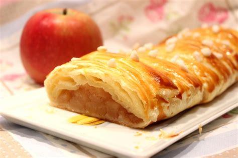 que cuisiner avec des poireaux tresse feuilletée aux pommes pour ceux qui aiment cuisiner