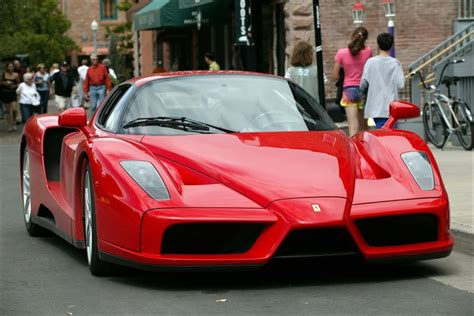 mayweather most expensive car ferrari enzo car review