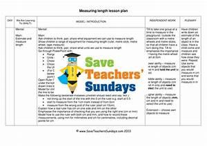 Measuring Length Ks1 Worksheets  Lesson Plans And