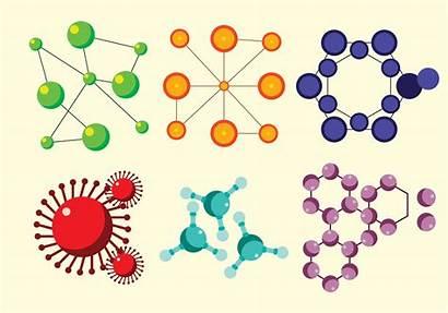 Nanotechnology Vector Tech Abstract Background Clipart Vectors