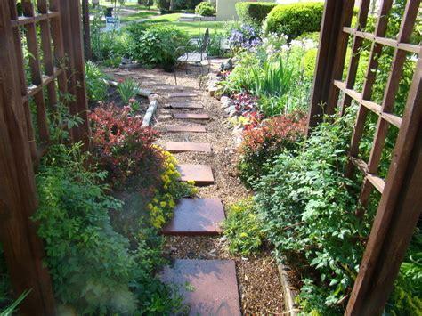 Access Small Front Garden Ideas No Grass