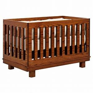 Solid wood baby cribs - Modern Baby Crib Sets