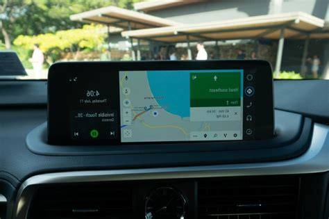 Lexus Android Auto 2020 by News Check Out The New Widescreen Android Auto Interface