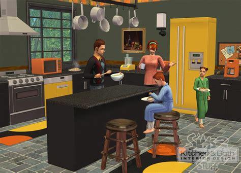 sims  kitchen bath interior design stuff gamespot