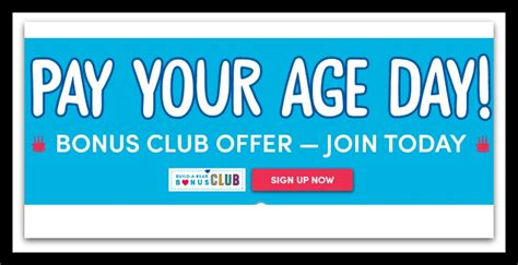 Buildabear Pay Your Age Day July 12 In Stores Only