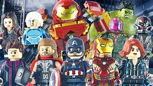 Lego Marvel39s Avengers Release Date Characters