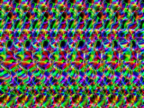 Magic Eye Pictures , 3d