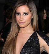 Ashley tisdale blonde or brunette