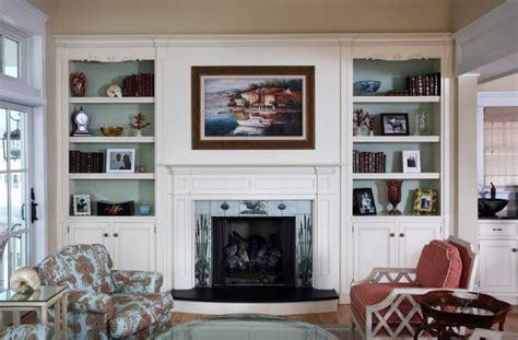 Built In Bookcase Around Fireplace by A Trip Memory Inspired By Fashioned Bookcases