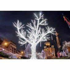 Weihnachtsbeleuchtung Innen Fenster : k nstliche au en beleuchteten weihnachtsbaum zweige ~ A.2002-acura-tl-radio.info Haus und Dekorationen