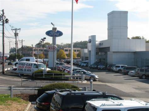 Dealers Nj by Fette Ford Kia Clifton Nj 07013 2431 Car Dealership