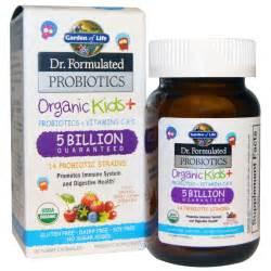 Garden Of Live Probiotics by Garden Of Dr Formulated Probiotics Organic