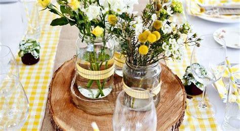Herbst Deko Gartenparty by Coole Dekoration In Gelb F 252 R Gartenparty Und Als Tischdeko