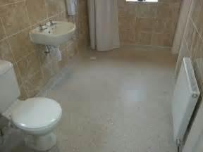 Bathroom Wet Room Flooring