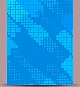 Abstract flyer background Free vector in Encapsulated ...