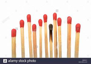 Matches  A Match Burnt Down  Symbolic Picture Burn Out  Burnout Stock Photo  57489991