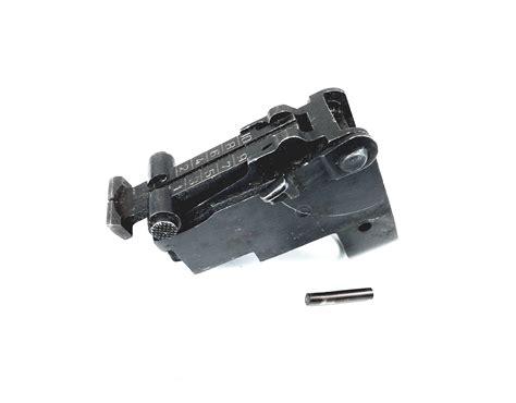 romanian gp  ak rear sight block assembly