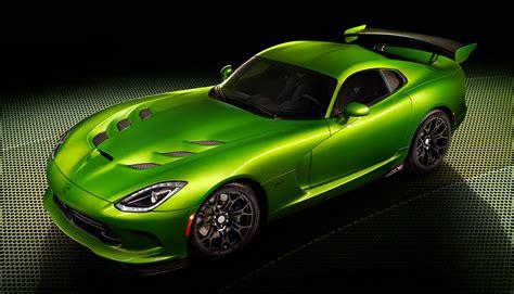 2014 srt viper stryker green car design