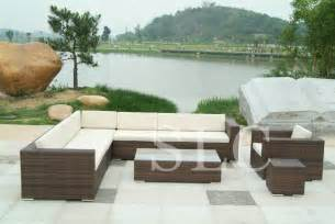 Wicker Modular Outdoor Furniture Picture